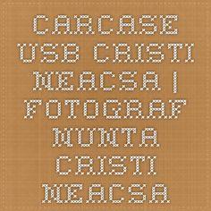 Carcase USB Cristi Neacsa | Fotograf nunta Cristi Neacsa