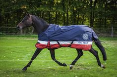 HKM SPORTS EQUIPMENT - Grazing Rug with Polar Fleece Lining Helsinki