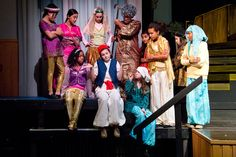Aladdin Jr. Eighth Grade Musical