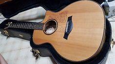 Guitar Accessories Acoustic Guitar Pickguard Style Wave Brown