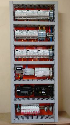Electrical Installation, Electrical Wiring, Electrical Engineering, Electrical Circuit Diagram, Computer Equipment, Engineering Projects, Circuit Design, Cable Management, Computer Repair