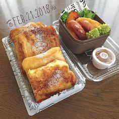 サンドイッチばかり作ってない?個性あふれる「パン弁当」を持って出かけよう|おうちごはん