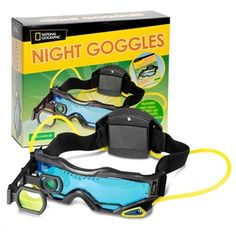 Buy National Geographic Night Vision Googles Product Online Australia | No i Deer Gifts