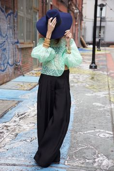 She Who Wears A Hat | Man Repeller