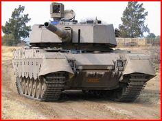 SADF.info Olifant Tank Latest Model