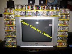 Clipper Collection Moleiro alguns dos meus sets da marca Clipper.