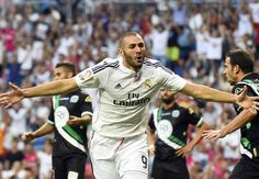 Real Madrid 2-0 Cordoba: Benzema & Ronaldo ensure winning start for Los Blancos