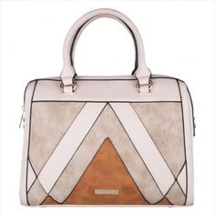 Handbag Charli es el complemento perfecto para cualquier fashion victim. En mono bloques de colores y formas geométricas actuales. Venta al por mayor de bolsos, bolsas, carteras, billeteras, etc. http://intueriecommerce.com