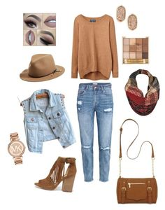 """""""Untitled #29"""" by lexie-fernau ❤ liked on Polyvore featuring Joules, H&M, Chinese Laundry, New Directions, rag & bone, Michael Kors and Kendra Scott"""