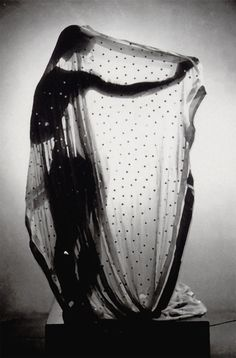 billyjane: Veiled dancer, c.1933 by Erwin Blumenfeld.  from Erwin Blumenfeld - His Dutch Years (1918-1936)  Ed. The Hague Museum of Photography, The Hague, 2006