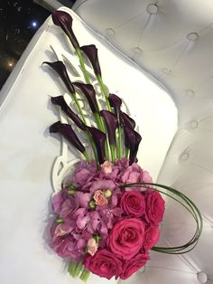 Flowers – – Source by Glass Flowers, Diy Flowers, Flower Decorations, Church Flower Arrangements, Floral Arrangements, Exotic Flowers, Amazing Flowers, Funeral Sprays, Modern Floral Design