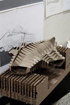 anamorphic bridge by Alan Lu