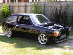 Mazda Familia 323 - Hot Rod | Lowered, JDM