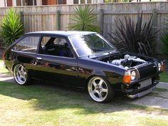 Mazda 323..