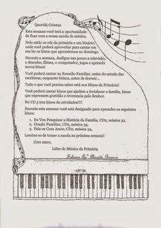 As Tontas Vão Ao Céu: Primária - Sacola de Música (Fabiane Bezerra)