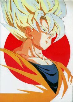 Goku el saiyajin que derroto a Freezer(en namek)