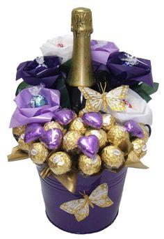 42 Ideas Birthday Presents Valentines Day Birthday Wishes For Kids, Dad Birthday Cakes, Birthday Candy, Birthday Presents, Diy Gifts Sister, Diy Gifts For Kids, Mother's Day Bouquet, Candy Bouquet, Diy Christmas Gifts