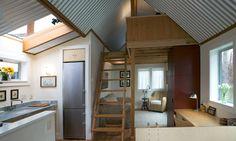 "Massachusetts tiny house | Derek ""Deek"" Diedricksen"