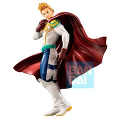 Mirio Togata -  Official Bandai My Hero Academia Next Generations Smash Rising Figure/Statue