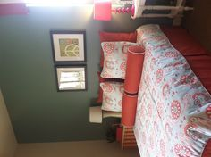 Girls bedroom - love the colors