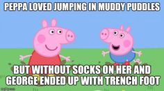 This website contains pictures and funny memes for people to live better because of laughter. Peppa Pig Pictures, Peppa Pig Images, Peppa Pug, Peppa Pig Funny, Spongebob Memes Clean, Clean Funny Memes, Peppa Pig Background, Peppa Pig Sports Day, Cartoon Memes