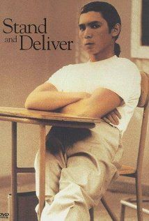 "Stand and Deliver (1988): My Educational Psychology instructor at UNCW had our class watch several ""teacher"" movies and analyze the pedagogy evidenced in the film.  (Yes, we had to write a paper on it!)  This was a class favorite, along with Lean on Me (1989) and Dangerous Minds (1995).  Freedom Writers (2007) would be a great addition to the exceptional-educator example canon! ~M"