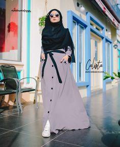 Muslim Dress, Hijab Dress, Hijabi Girl, Fashion Dresses, Women's Fashion, Ootd, Fashion Show Dresses, Fashion Women