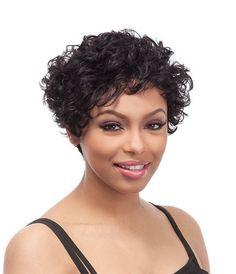 It's a Wig It's A Cap Weave Human Hair Wig HH THERESA