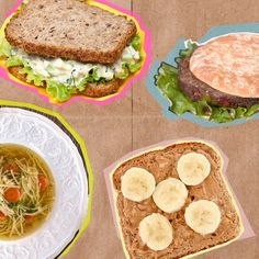 12 Healthy Brown Bag Lunches