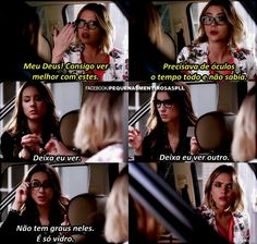 Hanna banana ❤ Hanna Pll, Hanna Marin, Pll Frases, Prety Little Liars, Pll Memes, Pll Cast, Kids On The Block, Himym, Series Movies
