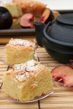 Pur gâteau aux amandes à la croûte craquante