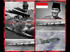 Semangat Soekarno Dalam Kekuatan Militer Indonesia