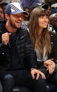 Justin Timberlake, Jessica Biel - The Hottest Celebrity Couples