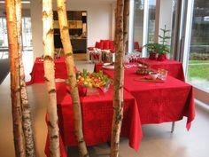 Christmas Deep Red