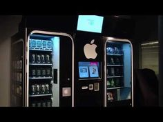 Automated Retail Spot Shop - Interact, Transact, Advertise - Automated Retail Customer Experience