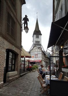 Another angle in Honfleur
