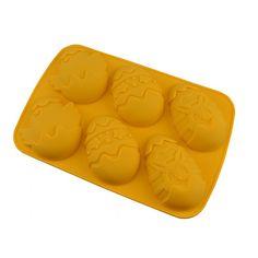 Megkezdődött a visszaszámlálás! Légy kreatív és hozd formába időben húsvéti ajándékaid 🥚 Ice Tray, Silicone Molds, Muffin, Shapes, Muffins, Cupcakes