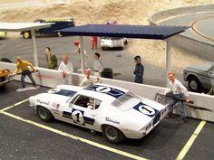 slot car scenery american old - Pesquisa Google