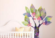 Dieses märchenhafte Wandtattoo verschönert jedes Zimmer!
