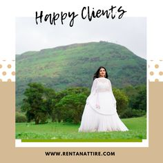 """""""White as it all. Its beauty is absolute. It's the perfect harmony""""- Coco Chanel  How mesmerizing @antara_nandy is looking in this white color designer lehenga with a heavily embroidered blouse.  #rentanattite #sustainablefashion #happyclients #raahappyclients #whitelehenga #lehengaonrent #designerlehenga #makeinindia #rentalfashion #designerwear #rentthelook #rentisthenewbuy #fashionrevolution #onlinestore #whybuywhenyoucanrent #fashiononrent #Bridesmaids #bridesmaidsgoals #bridesmaidslook"""