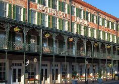 Historic Hotel Savannah: Marshall House