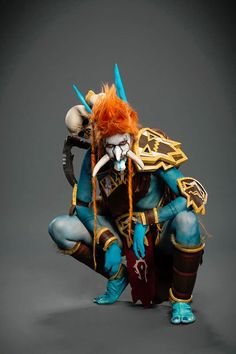 2015 #BlizzCon #Cosplay