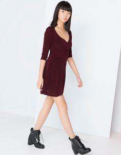 Bershka Slovenia -Woman -Woman -Dresses and jumpsuits