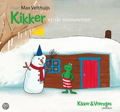 Kikker en de sneeuwman