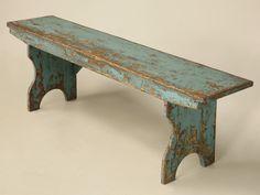 Risultati immagini per distressed wooden bench Primitive Furniture, Wood, Rustic Furniture, Painted Furniture, Old Wood, Wood Bench, Rustic Bench, Wooden Bench, Old Benches