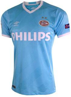 PSV Eindhoven 2015-16 Umbro Third Kit
