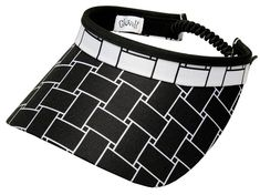 Check out what Loris Golf Shoppe has for your days on and off the golf course! Glove It Ladies Print Golf Visors (w/ Twist Cord) - B/W Basketweave