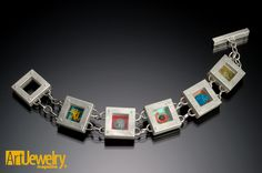 Ann Jenkins - Art Jewelry Magazine - Jewelry Projects and Videos on Metalsmithing, Wirework, Metal Clay