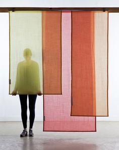 blend raw color aram gallery london designboom