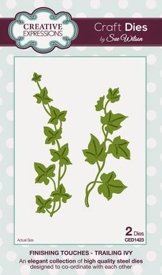 PartiCraft (Participate In Craft): Finishing Touches Collection Trailing Ivy